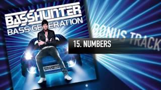 15. Basshunter - Numbers