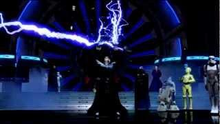 Angry Joe - Star Wars Kinect Review (Sub español latino)