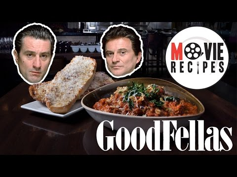 Video Movie Recipes - Goodfellas