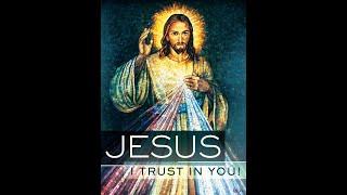Mar. 31, 2020 - Divine Mercy Chaplet (video)