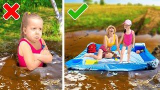 MEGA SUMMER HACKS For Smart Parents