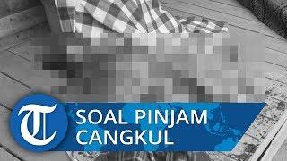 Pria Penggal Kepala Siswi SD di Kalimantan karena Masalah Cangkul