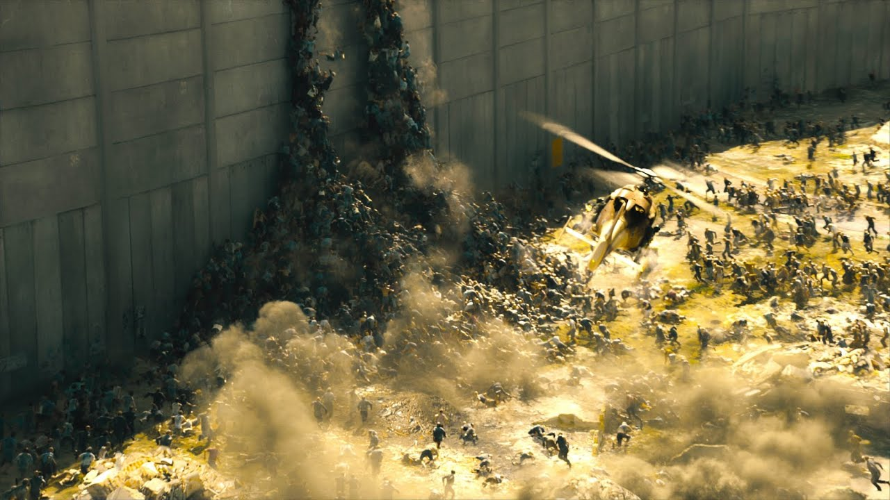 Movie Trailer:  World War Z (2013)
