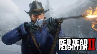 Red Dead Redemption 2 - NEW GAMEPLAY FOOTAGE! 10 Images, Weapon Customization, Combat Info & More!