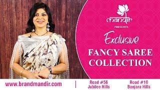 Fancy Saree Collection | Brand Mandir | Episode 95