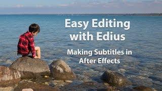 edius 78 after effects full hd - Kênh video giải trí dành cho thiếu
