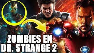 ¡DEBEMOS VER ESTO! Las realidades alternas que deben explorar en Doctor Strange 2