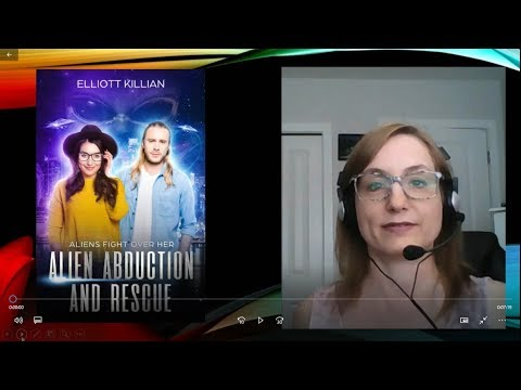 BOOK REVIEW Alien Abduction and Rescue by Elliott Killian in Science Fiction Fantasy Romance