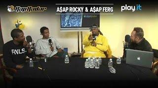 A$AP Rocky on Casanova Looking Out For Him In Prison - Rap Radar - dooclip.me