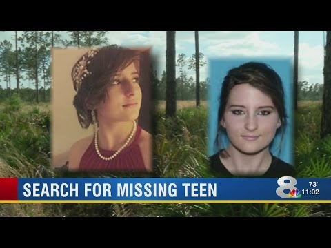 Police, friends and family desperately search for missing Tampa teen