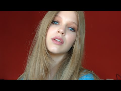 Sarışın Ve Mavi Gözler İçin Fresh Makyaj