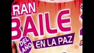 Gran baile del año en La Paz