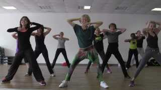 Changes - Faul & Wad Ad &Pnau - Zumba choreography (Warm Up) - Sandra Samaison