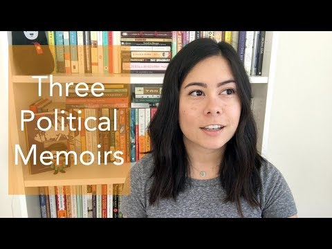 3 Political Memoirs [2018 Reads #4]