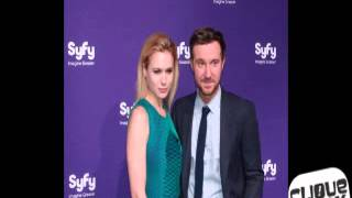 Syfy Upfronts 2013 - Kristen Hager Interview
