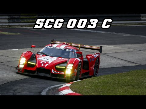 SCG 003c - Racing at the Nüburgring and Zolder (nice V6 sounds)