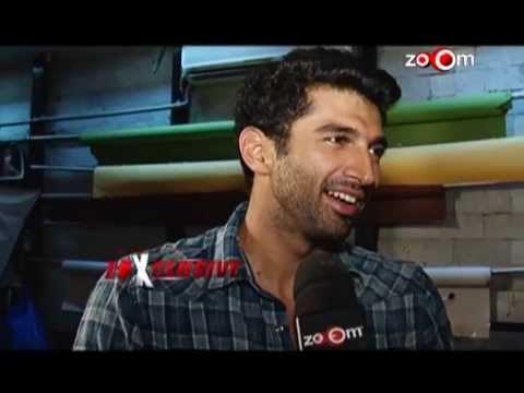 Aditya Roy Kapur: I would love to work with Vidya (видео)