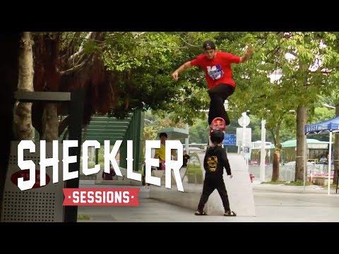 Sheckler Sessions - Plan B China Trip Part 3 - Episode 14