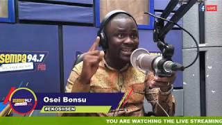 #Ekosiisen on Asempa FM (18-1-19)