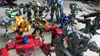 Transformers: Remastered   FINALE (Stop Motion)