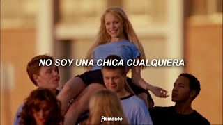 Mean Girls | Gwen Stefani — Hollaback Girl [Letra En Español]