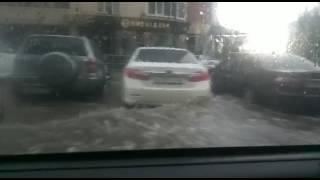Барнаул затопило 20 июня