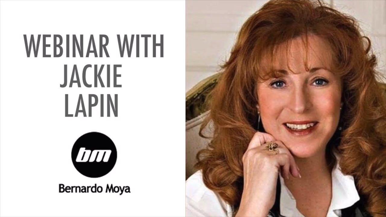 Seminario web con Jackie Lapin y Bernado Moya