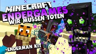 HERZEN VIEL ZU OP LINK KIT Minecraft ENDERGAMES Дом - Minecraft endergames spielen