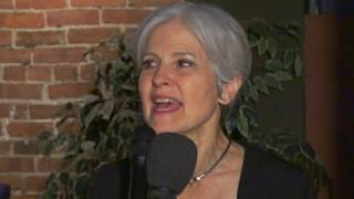 Making the wars for oil obsolete - Jill Stein Green Party Presidential Candidate