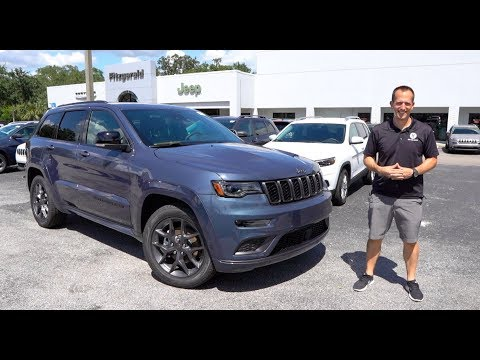 External Review Video Hd9WwJ1OBBc for Jeep Grand Cherokee (4th Gen)