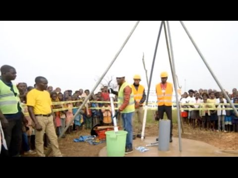 Water, Sanitation and Hygiene programme in the Huambo Province of Angola