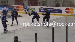 preview picture of video '#6 Goal 20130405 West Mall Lightning  1995 Midget 'AA' Team 2012-2013 Season'