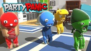 KEKUATAN TANGAN GENDUT GAMING! - PARTY PANIC Video thumbnail
