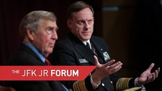A Conversation With Admiral Michael Rogers
