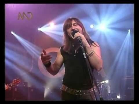 Rata Blanca video Lluvia púrpura - CM Vivo 2003
