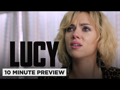 Lucy | 10 Minute Preview | Film Clip | Now on Blu-ray, DVD & Digital