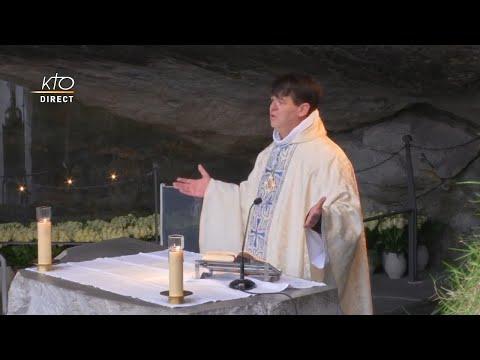 Messe de 10h à Lourdes du 9 janvier 2021