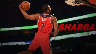 NBA Slam Dunk Contest 2014 - Shabba