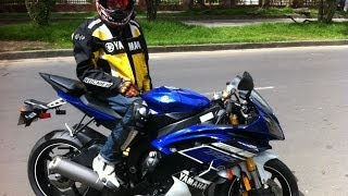 preview picture of video 'Yamaha R6 in Bogotá'