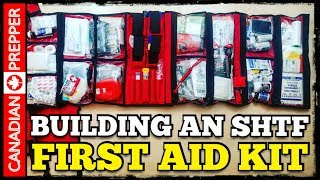 Building A First Aid Kit For Survival And Prepping