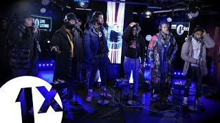 NSG, Tion Wayne & The Compozers   Options In The 1Xtra Live Lounge
