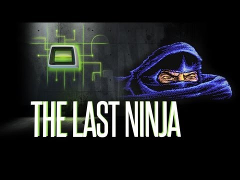 The Last Ninja - GameStory - PlayMakers,tv