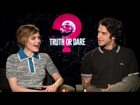 Lucy Hale And Tyler Posey List Their Favorite Scary Movies