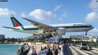 4 Najniebezpieczniejsze lotniska świata!