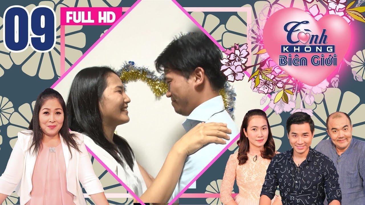 TÌNH KHÔNG BIÊN GIỚI | Tập 9 FULL | Vượt khó khăn là cách cặp đôi Việt - Nhật xây dựng hôn nhân 💒