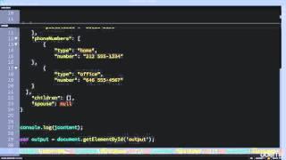 How to get JSON data Array value access || JSON Basics