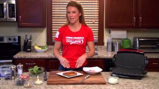 George Foreman Grills: Meals in Minutes