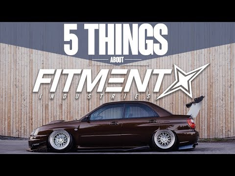 5 Things You Didnt Know About Fitment Industries