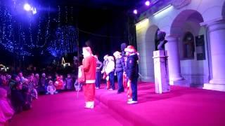 preview picture of video 'Božiček : Glavni trg, Novo mesto'