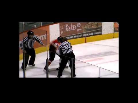 Cole Sanford vs. Jaimen Yakubowski